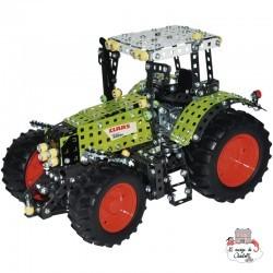 Tractor CLAAS Axion 850 - TRO-10060 - Tronico - Metal Construction - Le Nuage de Charlotte