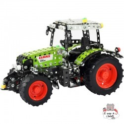 Tractor CLAAS Arion 430 - TRO-10062 - Tronico - Metal Construction - Le Nuage de Charlotte