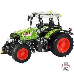 Tracteur CLAAS Arion 430 - TRO-10062 - Tronico - Construction en métal - Le Nuage de Charlotte
