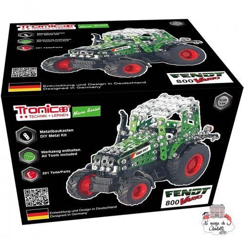 Tractor FENDT Vario 800 - TRO-9590FT - Tronico - Metal Construction - Le Nuage de Charlotte