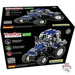 Tractor NEW HOLLAND T5.115 - TRO-9590NH - Tronico - Metal Construction - Le Nuage de Charlotte