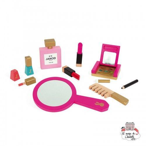 P'tite Miss Vanity Case - JAN-J06514 - Janod - For doing like the grown-ups - Le Nuage de Charlotte