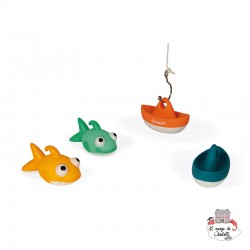 Fish them all - JAN-J04715 - Janod - Water Play - Le Nuage de Charlotte