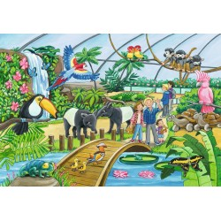 Welcome to the Zoo - RAV-78066 - Ravensburger - For littles - Le Nuage de Charlotte