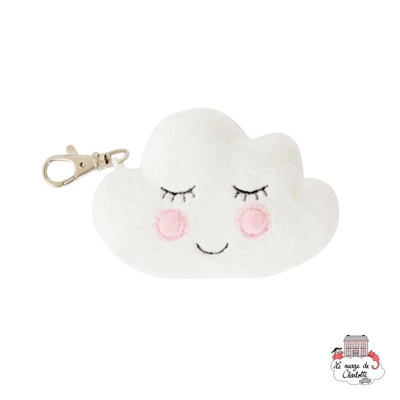 Sweet Dreams Cloud Plush Bag Charm - S&B-CUD023 - Sass & Belle - Home - Le Nuage de Charlotte