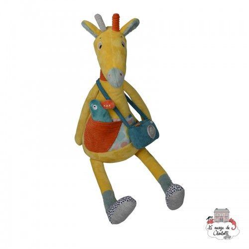 Billie the Activity Giraffe - EBU-E80001 - ebulobo - Activity Toys - Le Nuage de Charlotte