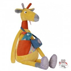 Billie the Activity Giraffe - EBU-E80001 - ebulobo - Activity Toys - Le Nuage de Charlotte