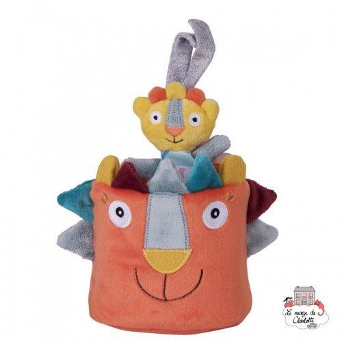 Woogy the musical lion - EBU-E80003 - ebulobo - Musical toys - Le Nuage de Charlotte