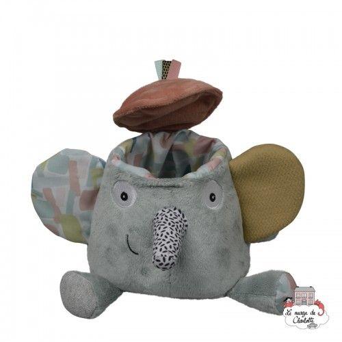 Ziggy the activity elephant - EBU-E80004 - ebulobo - Activity Toys - Le Nuage de Charlotte