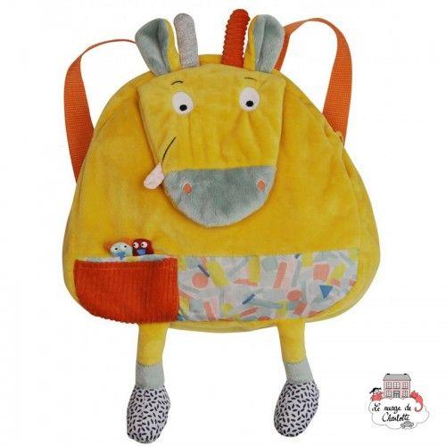 Billie the Giraffe backpack - EBU-E80006 - ebulobo - Backpacks - Le Nuage de Charlotte