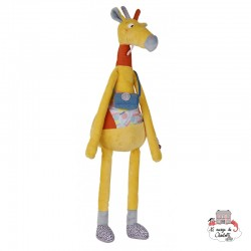Billie grande giraffe - EBU-E80007 - ebulobo - Activity Toys - Le Nuage de Charlotte