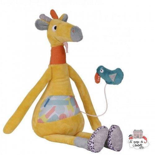 Musical Giraffe - EBU-E80008 - ebulobo - Musical toys - Le Nuage de Charlotte