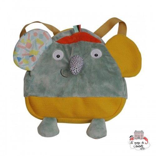 Ziggy The Elephant Backpack - EBU-E80010 - ebulobo - Backpacks - Le Nuage de Charlotte