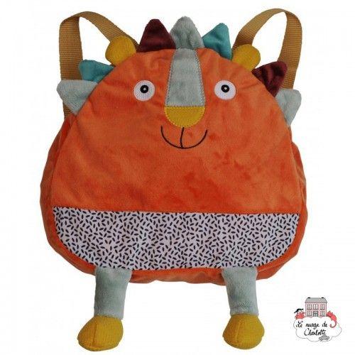 Woogy the Lion backpack - EBU-E80011 - ebulobo - Backpacks - Le Nuage de Charlotte