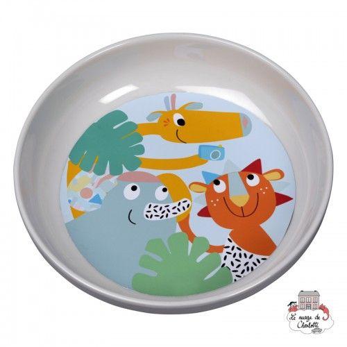 Jungle Boogie Bowl - EBU-85002 - ebulobo - Eat and Drinks - Le Nuage de Charlotte