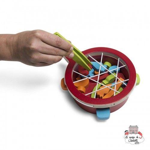 Veggie - BST-GA347 - BS Toys - pour les plus petits - Le Nuage de Charlotte