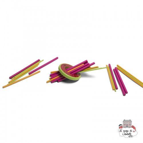 Mikado Melon - BST-GA351 - BS Toys - pour les plus petits - Le Nuage de Charlotte