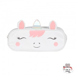 Betty The Rainbow Unicorn Pencil Case - EVA032 - Sass & Belle - Pencil Cases - Le Nuage de Charlotte